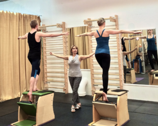 Pilates at Synergy Health & Fitness