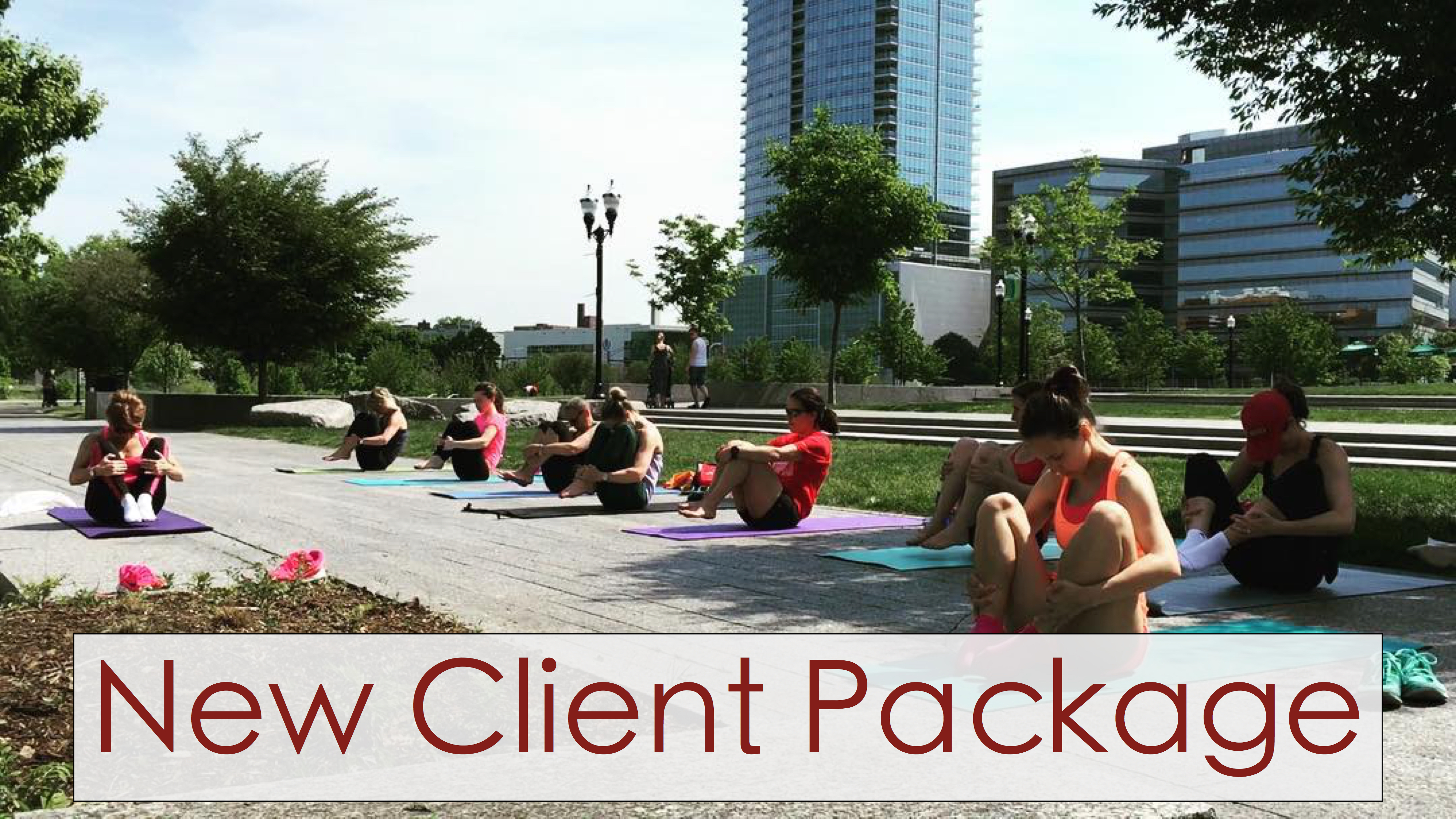 New Client Pilates Private Package Stamford CT